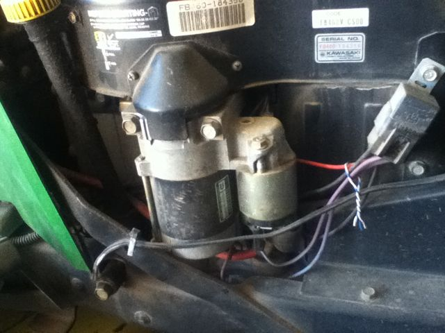 starter problem on a 160   MyTractorForum  The